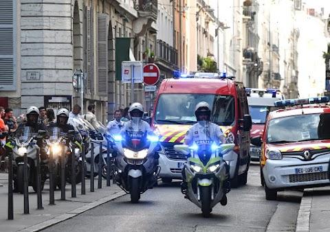 Bomba robbant Lyonban