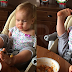 Menakjubkan! Kanak-Kanak Dilahirkan Tanpa Tangan Belajar Makan Sendiri Guna Kaki, 1,278,899 Shares Di Facebook!