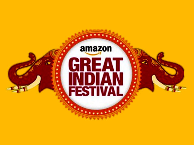 Latest technology, at great prices! Shop at Amazon Great Indian Festival 2019 Sale between 13th October to 17th October.