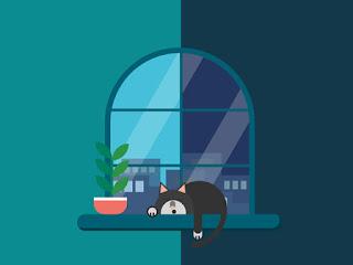 CSS Cat Animation