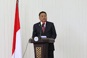 Olly Bagi Resep ke Pemimpin Baru Kota Cakalang