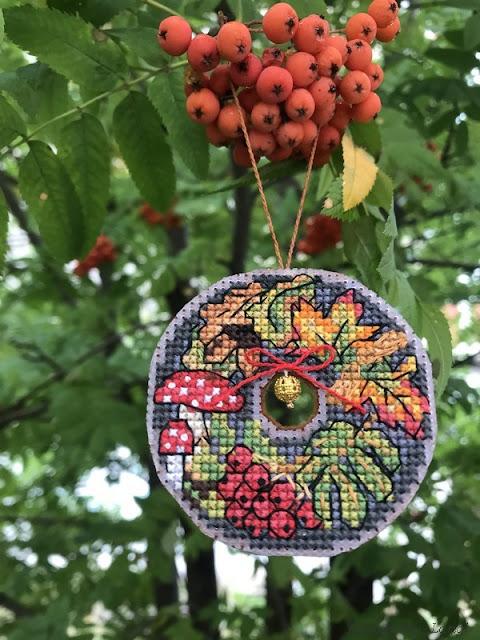 Венки от Дивной вишни