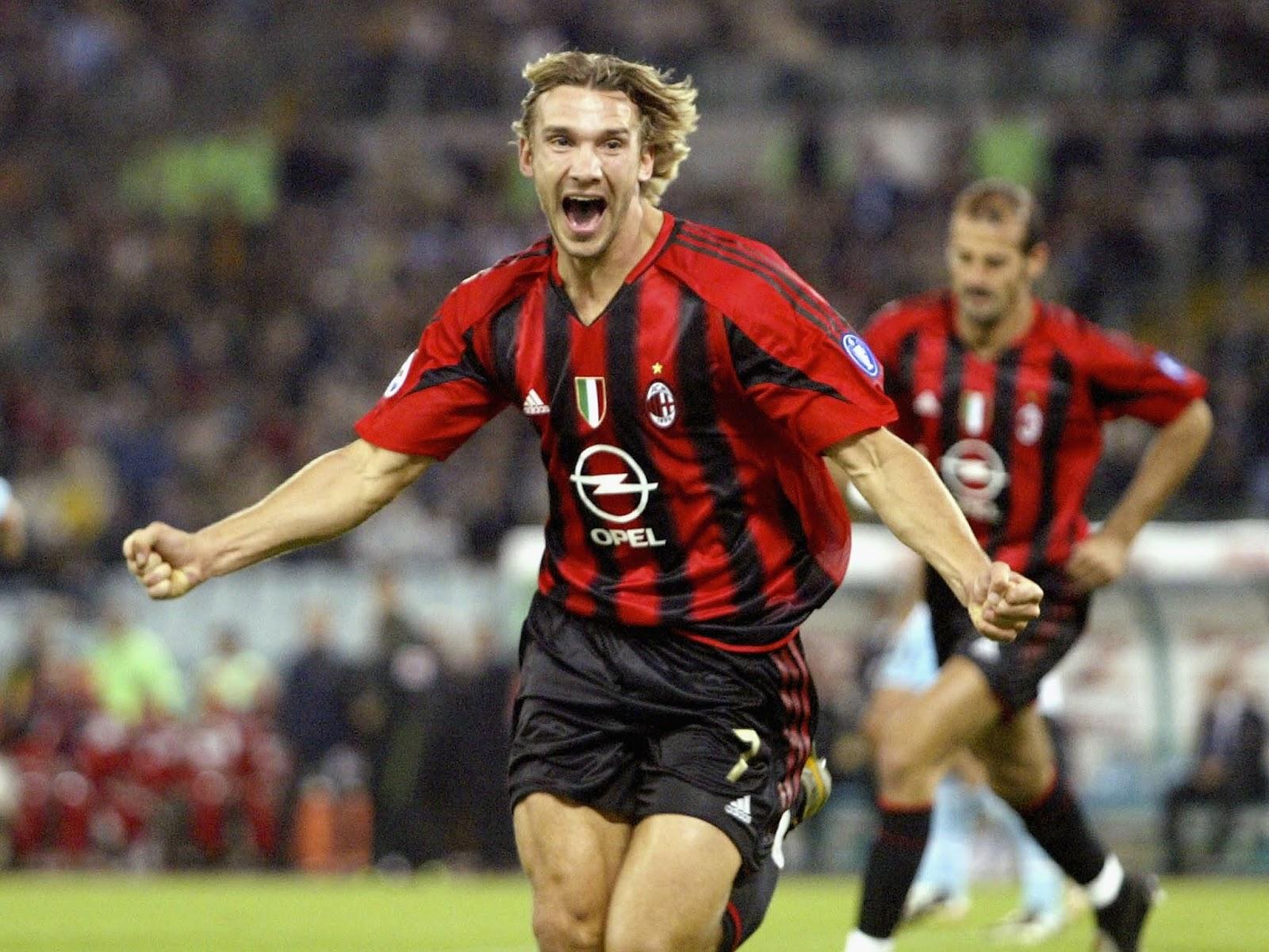 Milan Obsession Andriy Shevchenko The Legacy Of Sheva
