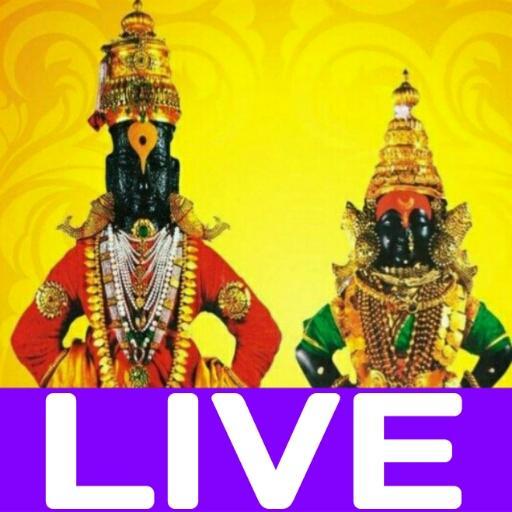 विठ्ठल दर्शन live, Vitthal Darshan Live darshan pandurang..live_darshan_vitthal_pandurang_pandharput