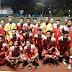 Sub-15 do Metropolitano é vice do Interclubes