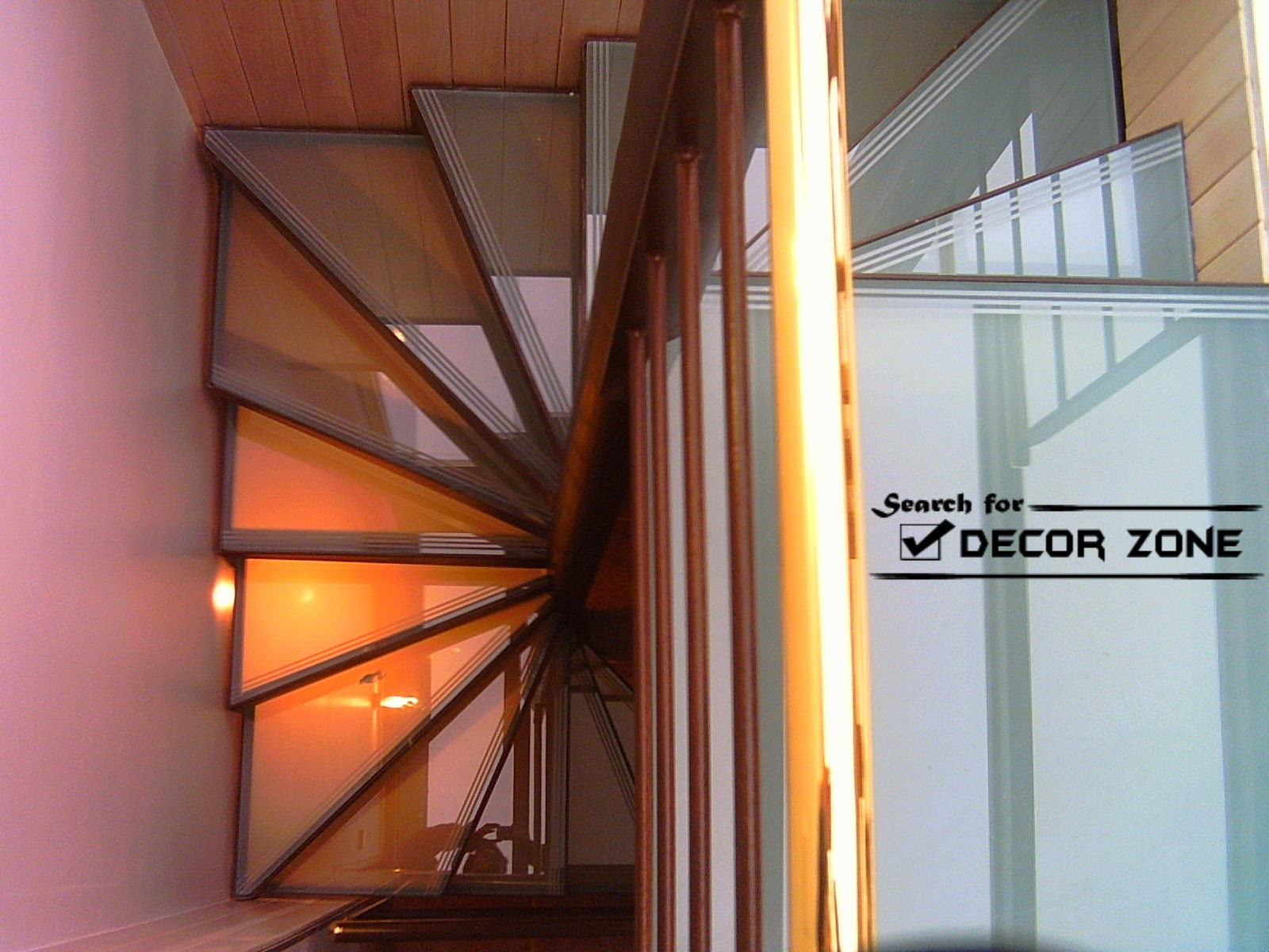 Staircase Designs For Small Spaces 8 Modern Spiral Stairs Design Ideas For Small Home