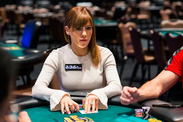 pemain poker wanita tercantik