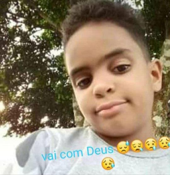 Menino de 9 anos morre após ser atingido por bala perdida em Feira de Santana