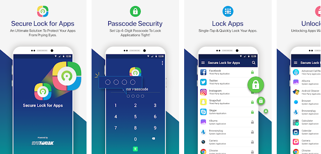 10 Best App locks and Privacy Lock Apps for Android - 2019 (Updated)