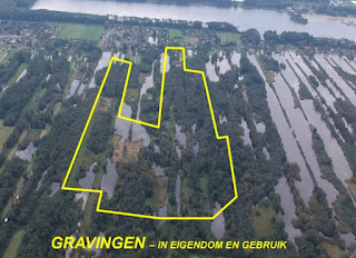 Garvingen - in eigendom en gebruik. Foto cover Natuurvisie Gravingen 2021-2034