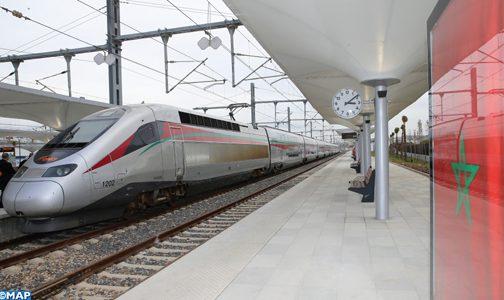 """فرنسا تُناقش مع المغرب مشروع قطار """"TGV"""" مراكش – وأكادير"""