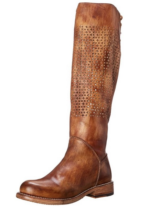 howdy slim! riding boots for thin calves: bed stu glaye