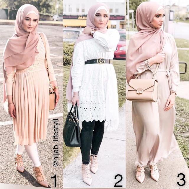 2019 Fashionable Hijab Outfits to Rock