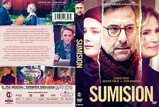 Submission - Sumision - cover DVD