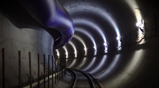 L'automazione integrale della Metro C