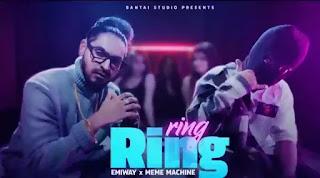 Emiway - RING RING Lyrics