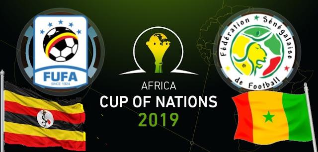 موعد Uganda vs Senegal مباراة اوغندا والسنغال اليوم 05/7/2019 كورة رابط  بدون تقطيع