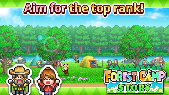 Forest Camp Story mobile baixar