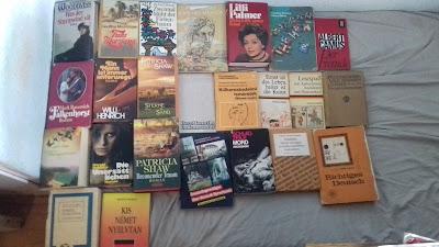 Német könyveim