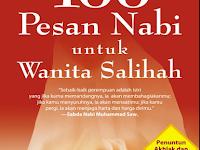 Ebook 100 Pesan Nabi untuk Wanita Shalehah