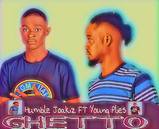 Humble joakiz ft young plies - ghetto ( prod. Mr kleff )