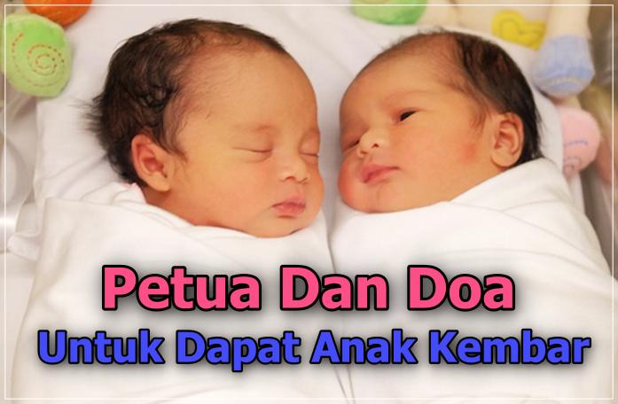 Antara Petua Dan Doa Untuk Mengandung Anak Kembar Cara Islam
