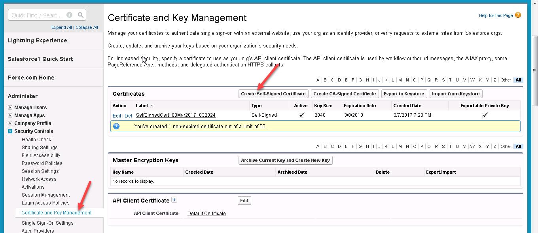 Enterprise Security: OIF: Encrypt SAML Assertions
