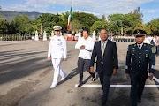 RECONOCE ASTUDILLO LA LEALTAD, EL HONOR Y EL COMPROMISO DE EJÉRCITO CON EL PUEBLO DE MÉXICO