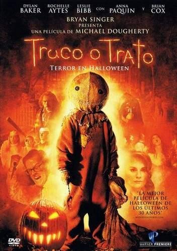 Truco o trato: Terror en Halloween (2007) [BRrip 1080p] [Latino] [Terror]