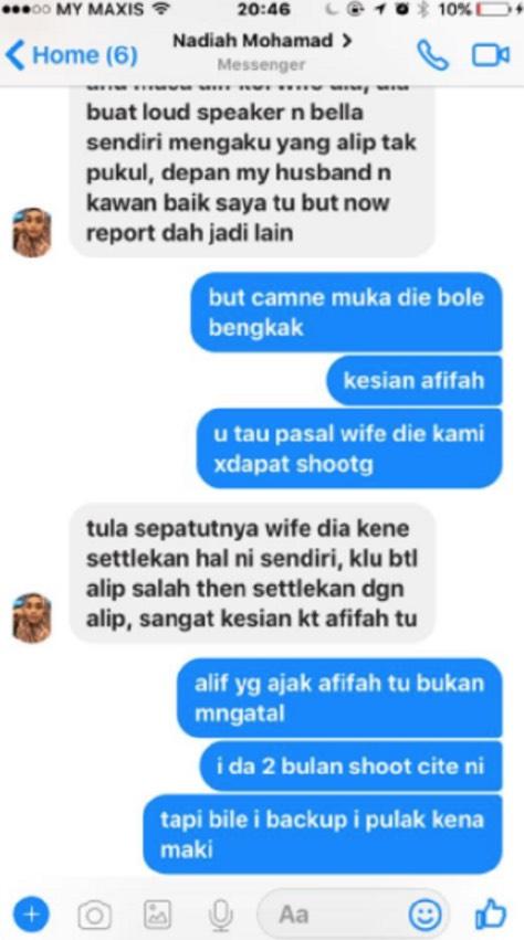 Kawan Baik Afifah 'Bocor Rahsia' Perangai Sebenar Bella Astilla