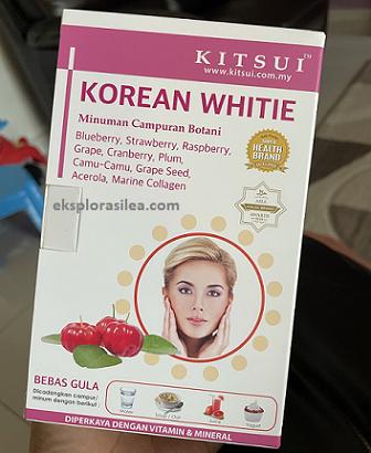 review kitsui korean whitie berkesan