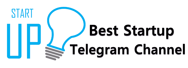 Best Startup Telegram Channels 2020