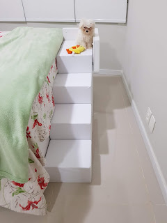 escadas cama box