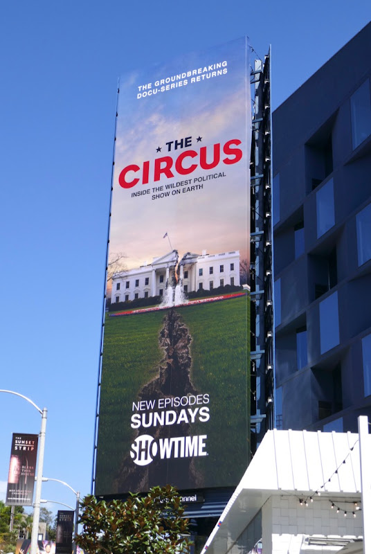 Circus midseason 4 billboard