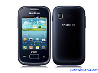 Cara Flash Samsung Galaxy Y Plus / Pocket Plus GT-S5303