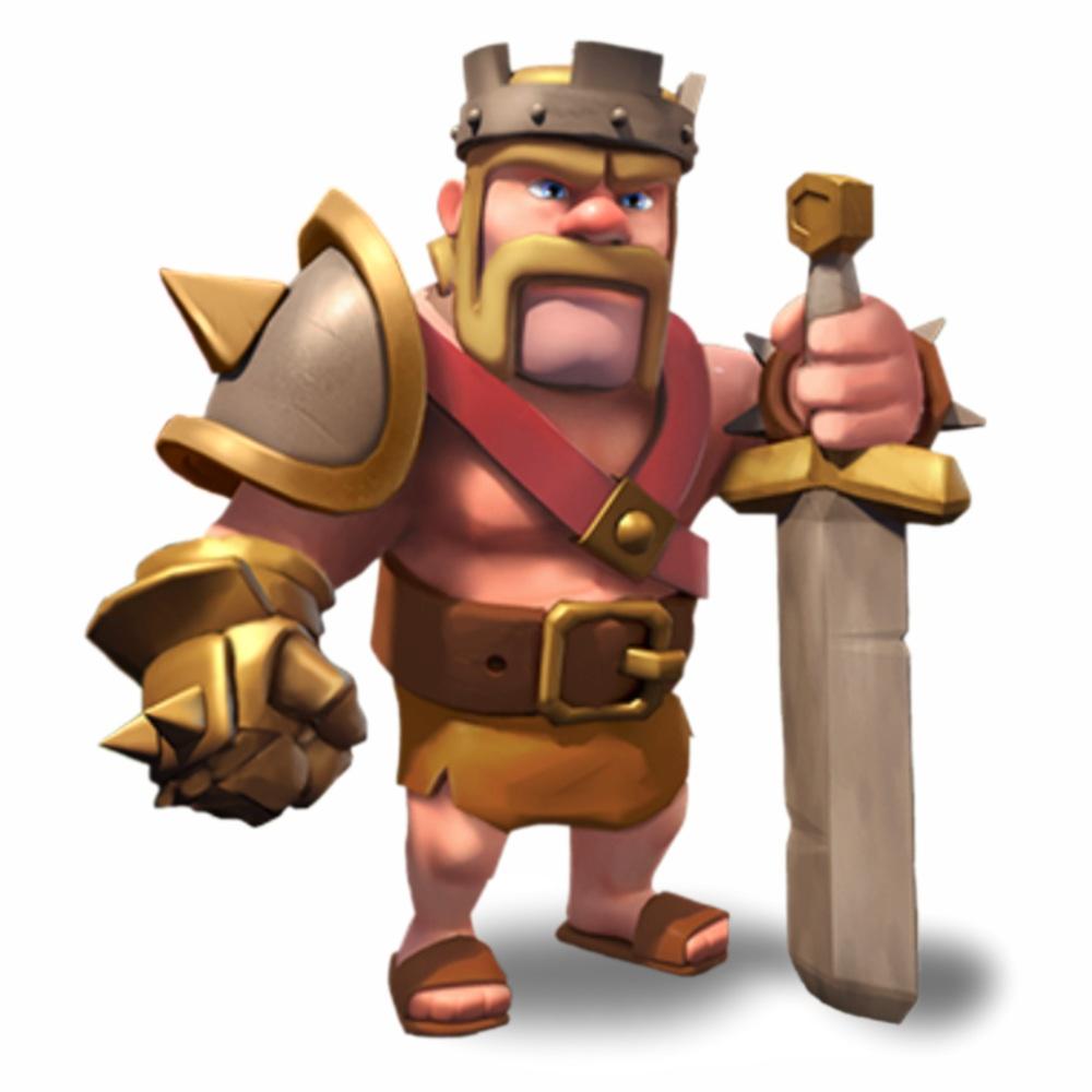 Update Grand Warden Inilah Macam Macam Pasukan Di COC Clash Of
