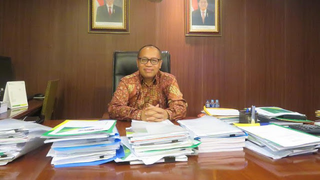 Direktur Utama Badan Penyelenggara Jaminan Sosial (BPJS) Ketenagakerjaan Agus Susanto
