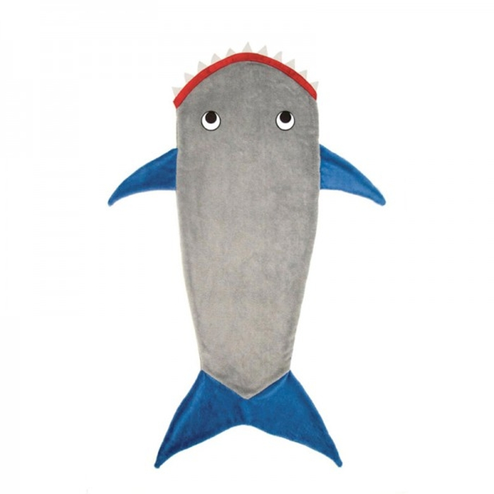 https://www.sevengrils.com/cute-gray-shark-shape-mermaid-blanket-sleeping-bag-for-kids.html