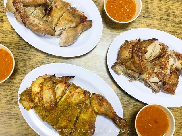 Ayam Ayamas Golden, Pepper dan Percik