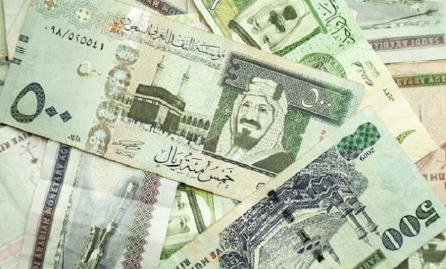 عاجل...تغير تارخي وغير مسبوق يسجله صرف الريال السعودي مقابل العملات الرئيسية والعربية اليوم 20-11-2017