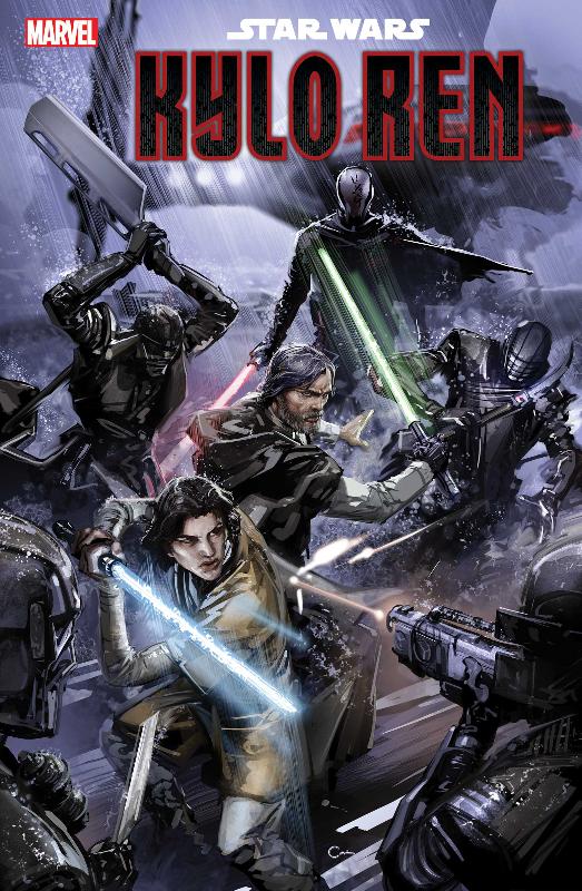 knights of ren fight luke