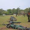 Personel Korem 141/Tp, Latihan Menembak Laras Panjang dan Pistol Tw. IV TA. 2019