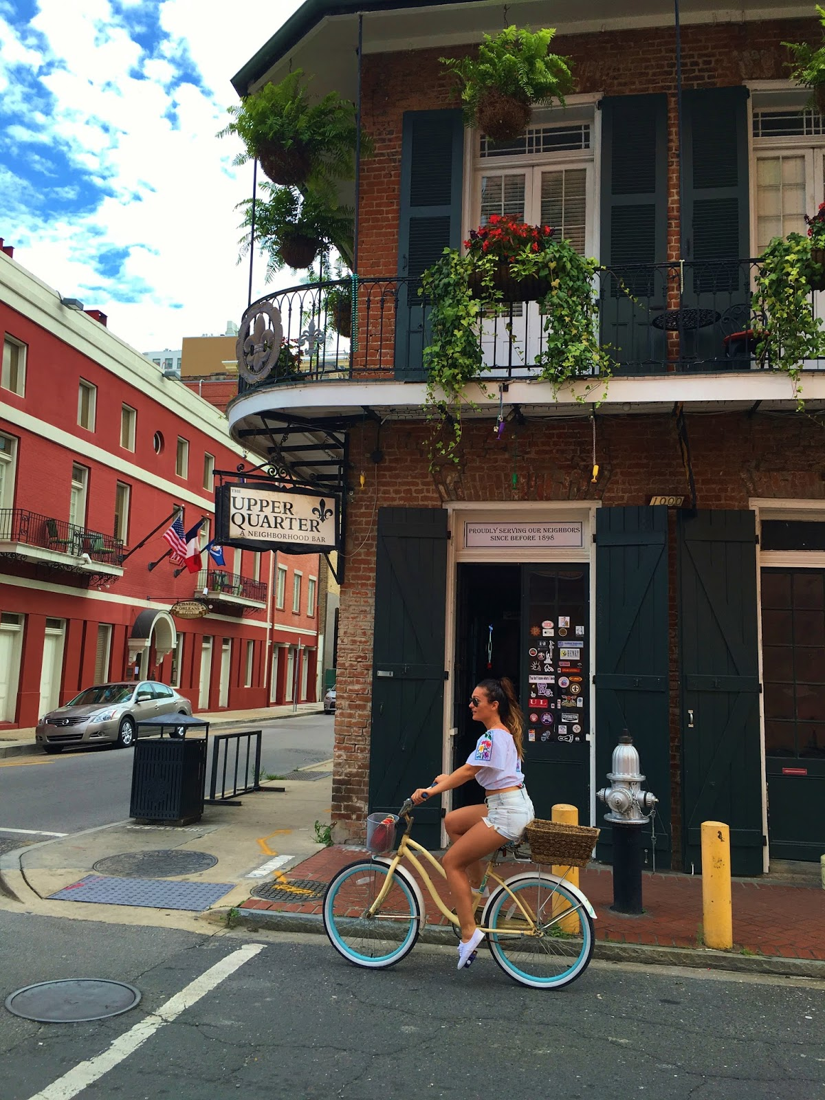 Road Trip: New Orleans & Vacation Outfit #2
