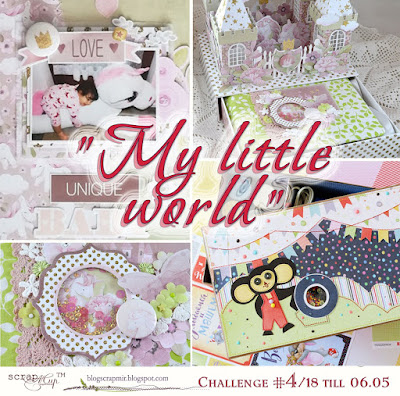 "Challenge #4 ""My little world"""
