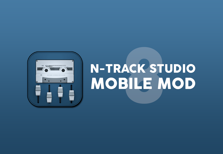 Ntrack Studio 8 Mobile MOD Full APK