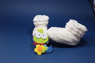 3 - Crochet Imagen Peucos o boticas a crochet fácil sencillo por Majovel Crochet.