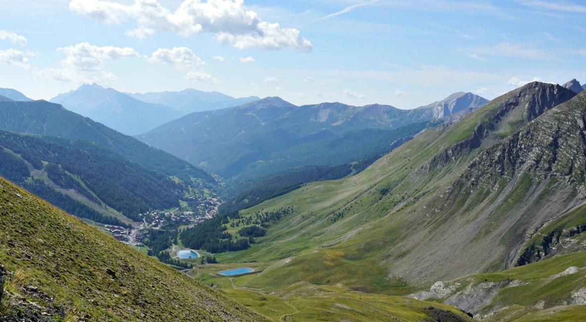 Upper Val d'Allos