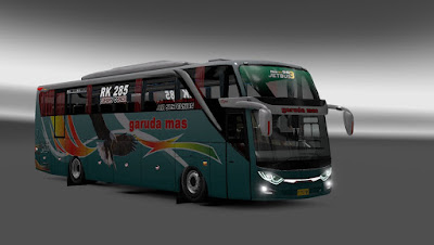 Mod ets2 jetbus 3 by Rindray art