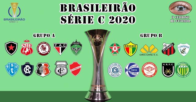 Com Mudanca No Regulamento Cbf Divulga Grupos E Tabela Do Brasileiro Serie C O Curioso Do Futebol