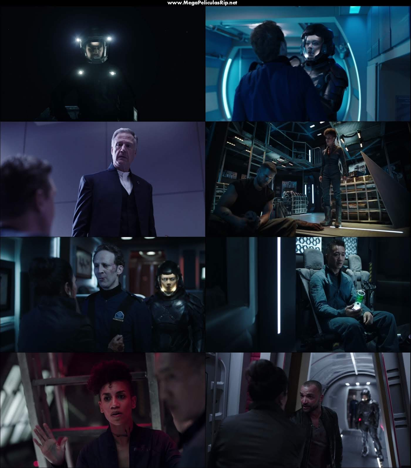 The Expanse Temporada 3 720p Latino